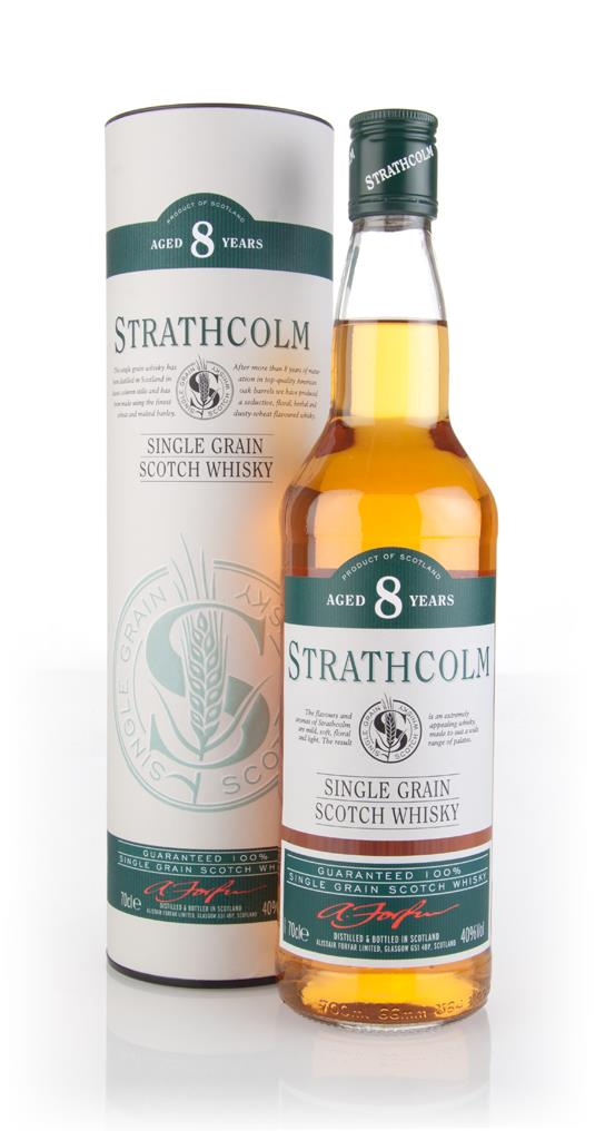 Strathcolm 8 Year Old (Alistair Forfar) Grain Whisky