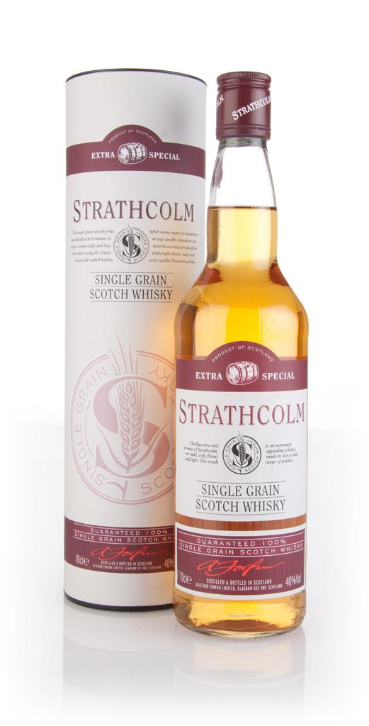 Strathcolm Extra Special (Alistair Forfar) Grain Whisky