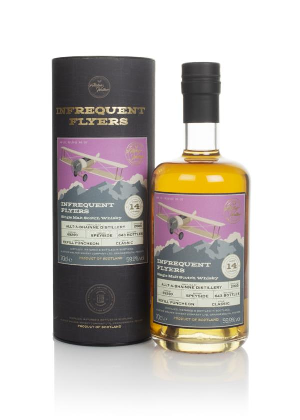 Allt-a-Bhainne 14 Year Old 2005 (cask 69290) - Infrequent Flyers (Alis Single Malt Whisky