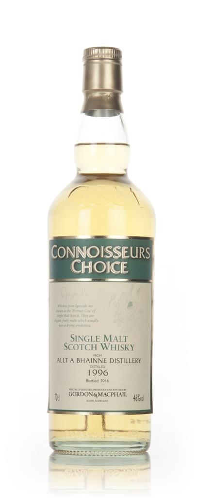 Allt-a-Bhainne 1996 (bottled 2016) - Connoisseurs Choice (Gordon & Mac Single Malt Whisky