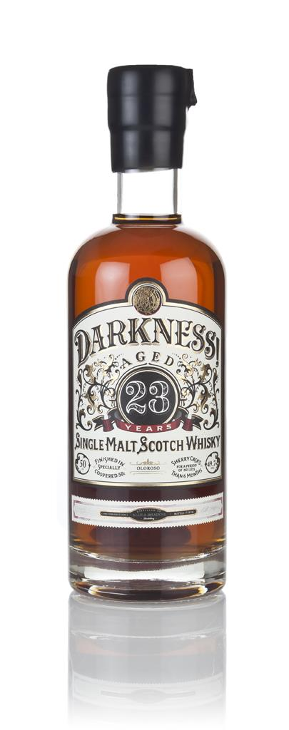 Darkness! Allt-a-Bhainne 23 Year Old Oloroso Cask Finish 3cl Sample Single Malt Whisky