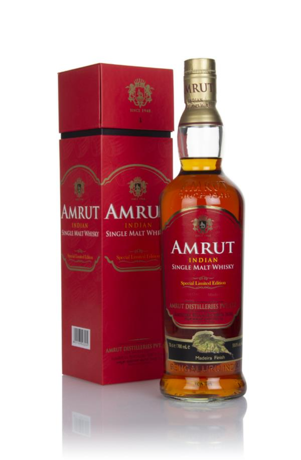 Amrut Madeira Cask Finish Single Malt Whisky