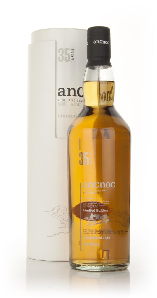 anCnoc 35 Year Old Limited Edition - 1st Release 3cl Sample Single Malt Whisky