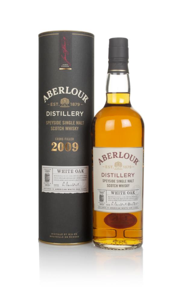 Aberlour 2009 (bottled 2019) - White Oak Cask Maturation Single Malt Whisky