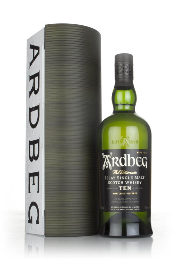 Ardbeg 10 Year Old - Warehouse Pack Single Malt Whisky