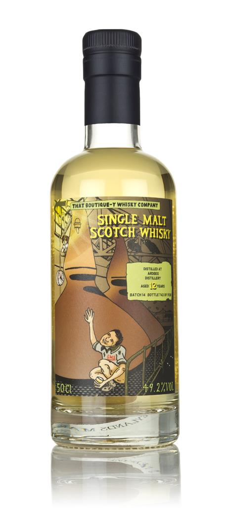 Ardbeg 12 Year Old (That Boutique-y Whisky Company) 3cl Sample Single Malt Whisky