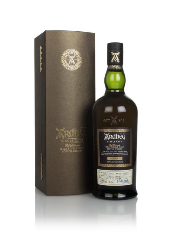Ardbeg 13 Year Old 2005 (cask 4586) - Cask Strength Single Malt Whisky
