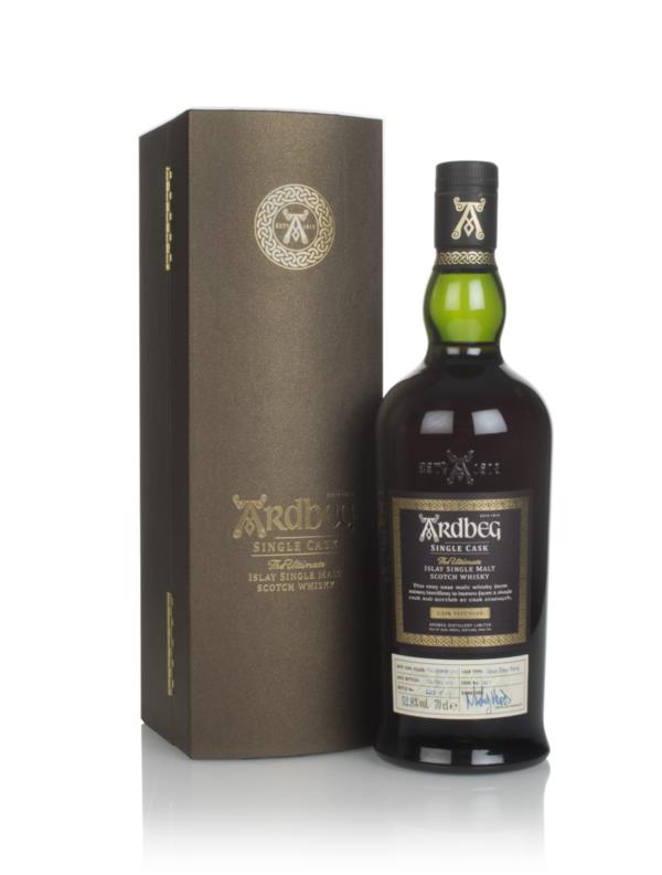 Ardbeg 15 Year Old 2003 (cask 2455) - Cask Strength Single Malt Whisky