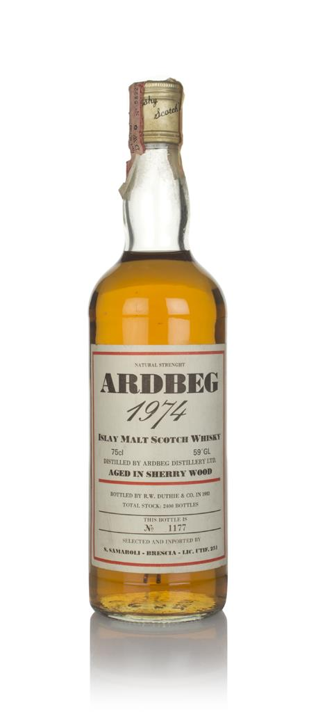 Ardbeg 1974 - Samaroli Single Malt Whisky