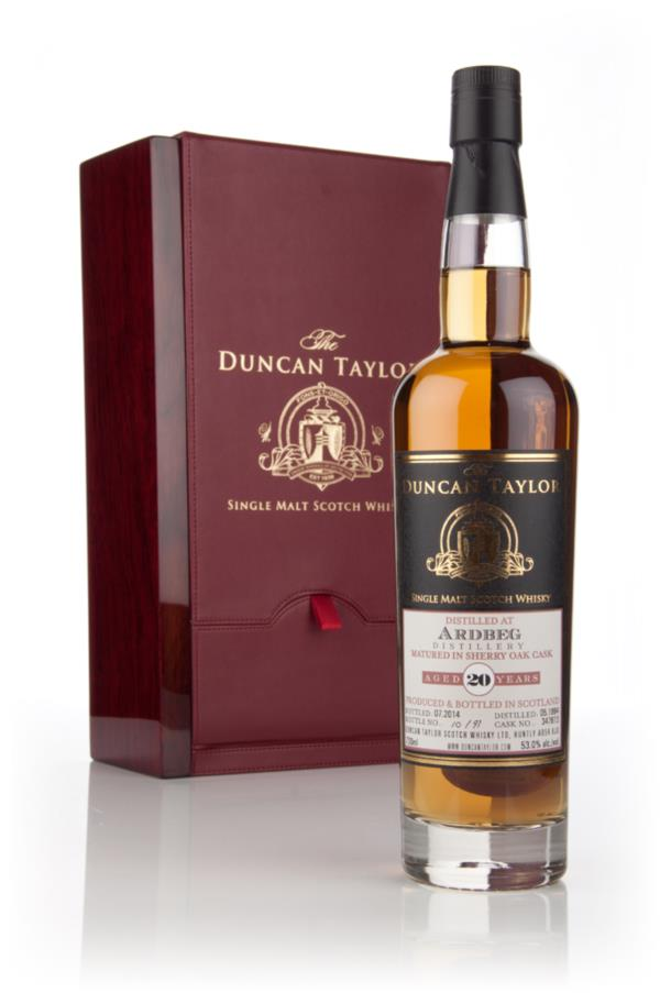 Ardbeg 20 Year Old 1994 (cask 347613) - The Duncan Taylor Single 3cl S Single Malt Whisky 3cl Sample