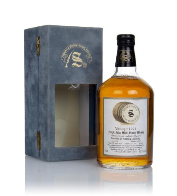 Ardbeg 23 Year Old 1974 (cask 1068) - Signatory Single Malt Whisky