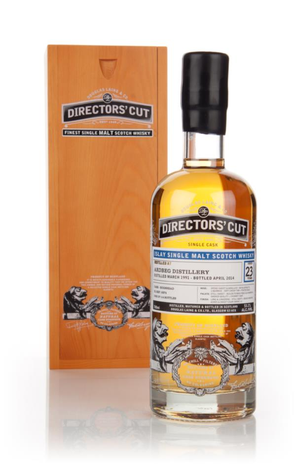 Ardbeg 23 Year Old 1991 (cask 10274) - Directors' Cut (Douglas Laing) Single Malt Whisky