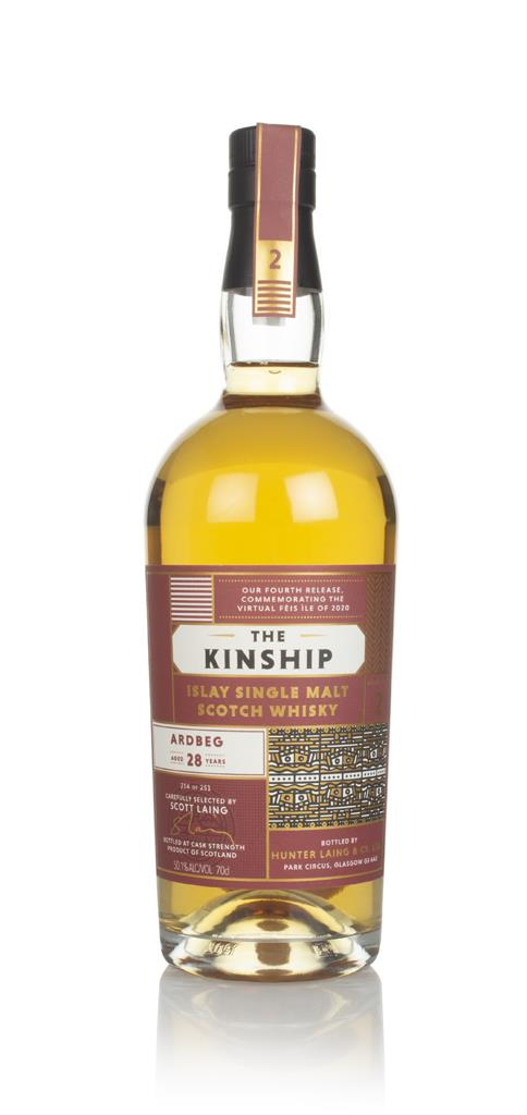 Ardbeg 28 Year Old - The Kinship (Hunter Laing) Single Malt Whisky