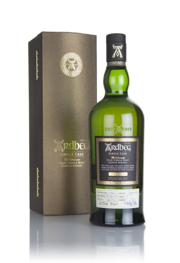 Ardbeg 6 Year Old 2011 (cask 2198) - Single Cask Single Malt Whisky