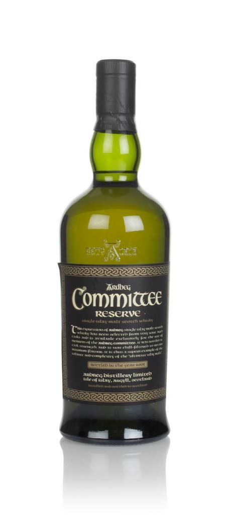 Ardbeg Committee Reserve (bottled 2002) Single Malt Whisky