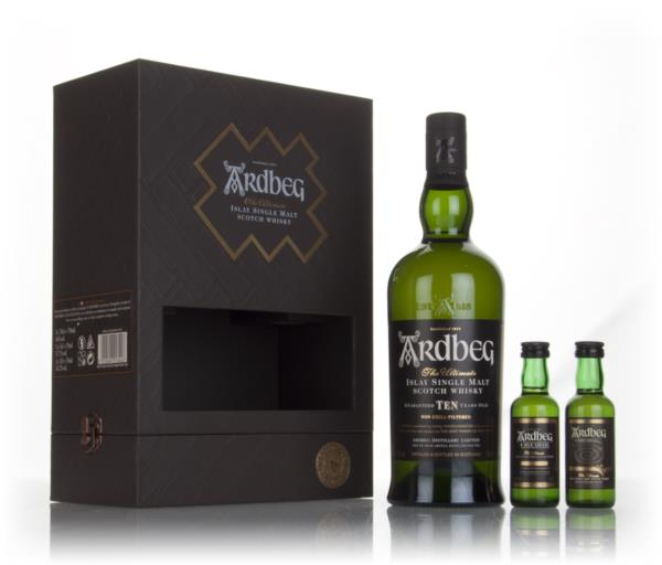 Ardbeg Exploration Pack Single Malt Whisky