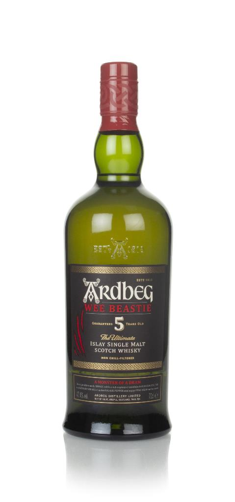 Ardbeg Wee Beastie 5 Year Old Single Malt Whisky