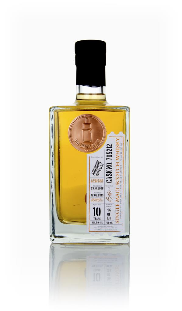Ardmore 10 Year Old 2008 (cask 705212) - The Single Cask Single Malt Whisky