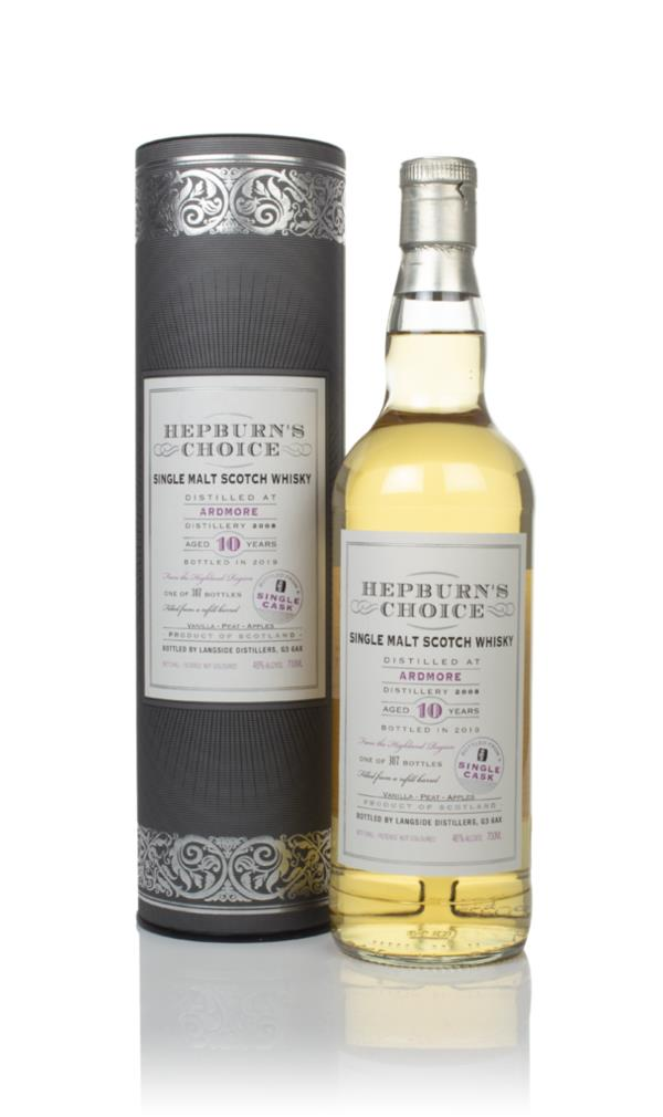 Ardmore 10 Year Old 2008 - Hepburn's Choice (Langside) Single Malt Whisky