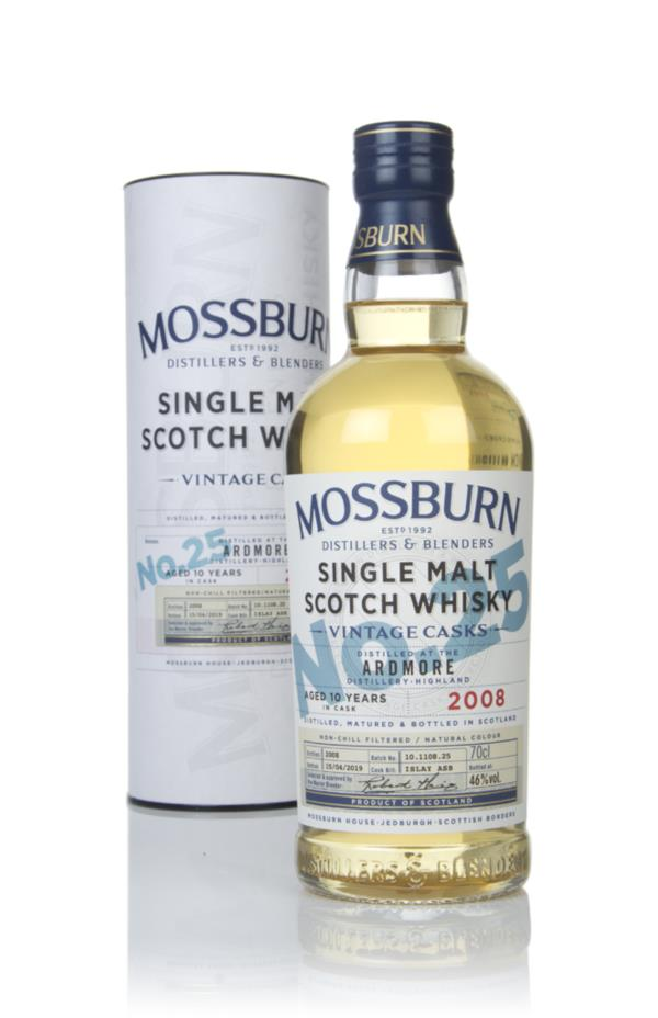 Ardmore 10 Year Old 2008 - Vintage Casks (Mossburn) Single Malt Whisky