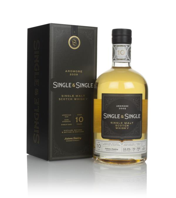 Ardmore 10 Year Old 2009 - Single & Single Single Malt Whisky