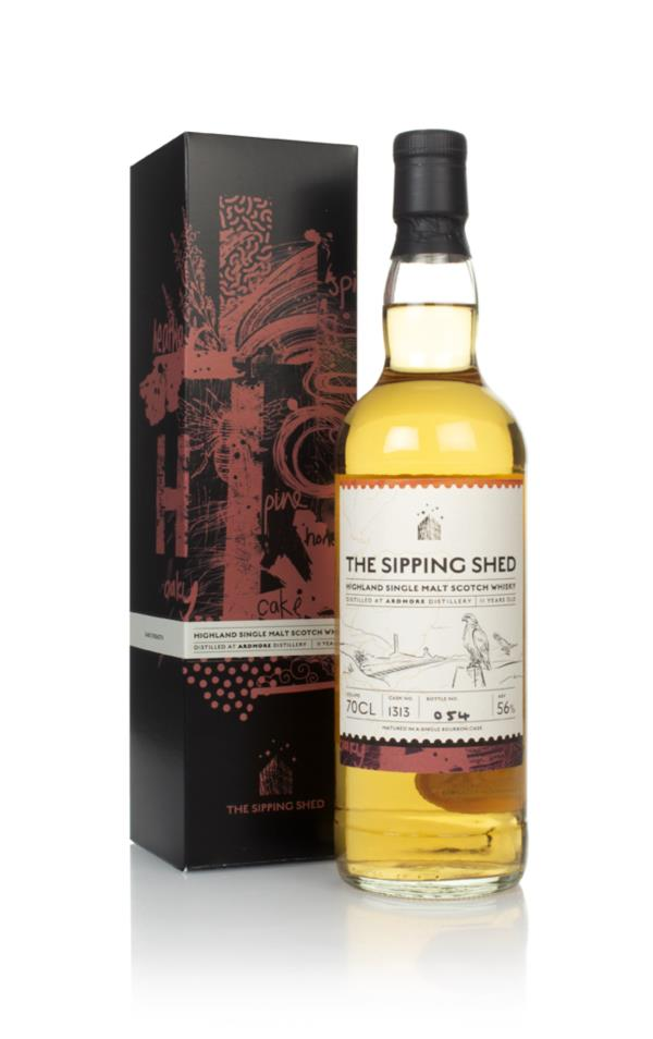 Ardmore 11 Year Old (cask 1313) - The Sipping Shed Single Malt Whisky