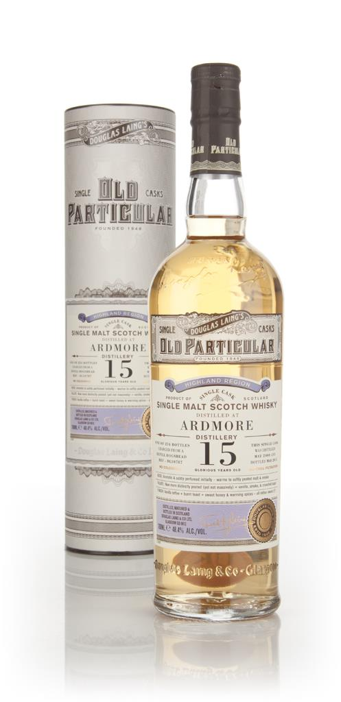 Ardmore 15 Year Old 2000 (cask 10787) - Old Particular (Douglas Laing) Single Malt Whisky