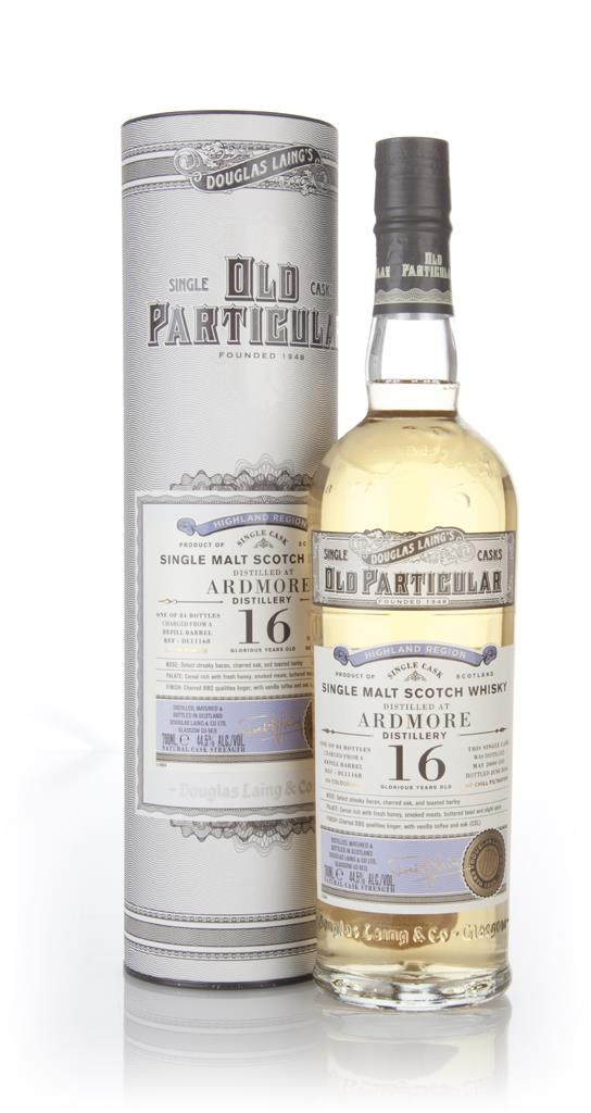 Ardmore 16 Year Old 2000 (cask 11168) - Old Particular (Douglas Laing) Single Malt Whisky