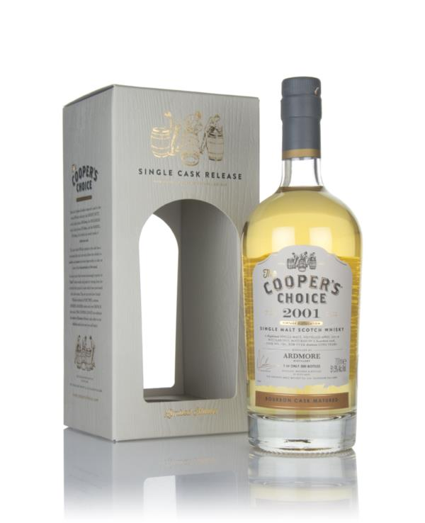 Ardmore 16 Year Old 2001 (cask 1581) - The Cooper's Choice (The Vintag Single Malt Whisky