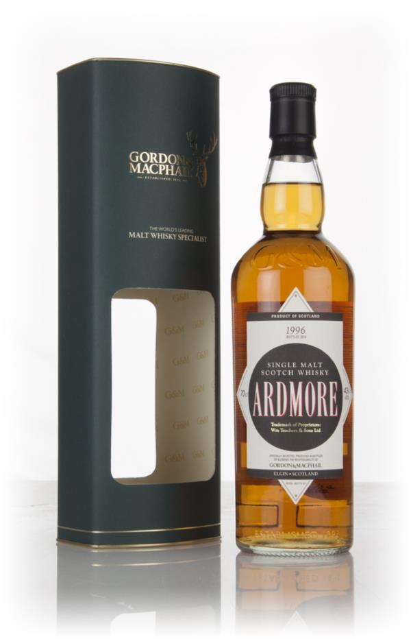 Ardmore 1996 (bottled 2014) - Gordon & MacPhail Single Malt Whisky