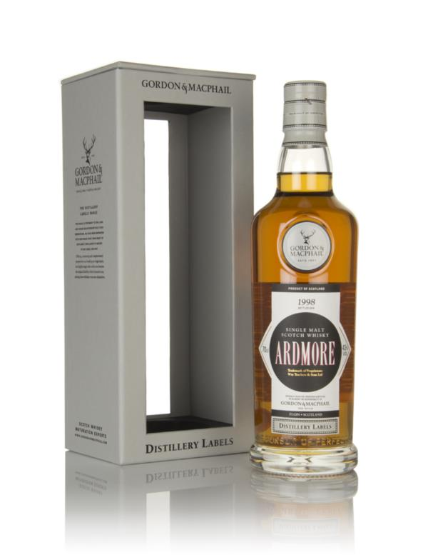 Ardmore 1998 (bottled 2018) - Distillery Labels (Gordon & MacPhail) Single Malt Whisky