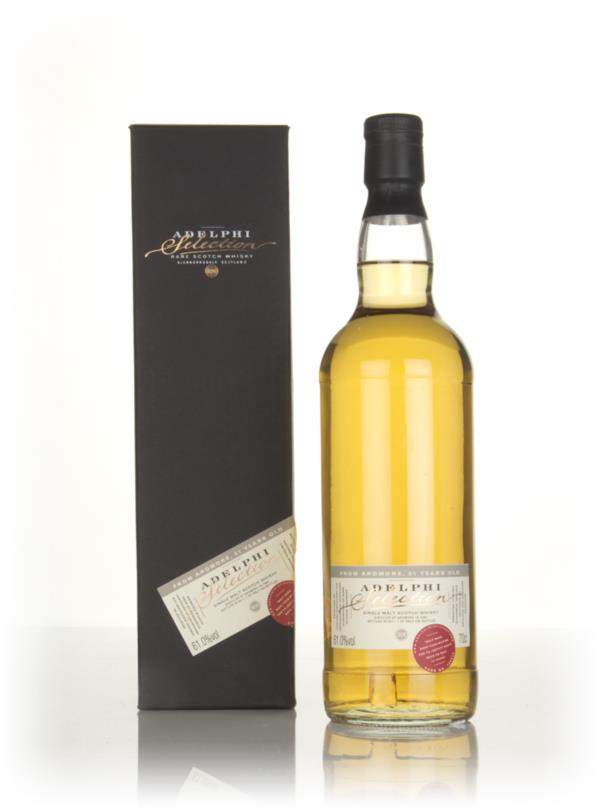 Ardmore 21 Year Old 1996 (cask 149026) (Adelphi) Single Malt Whisky