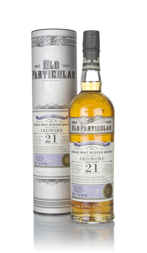 Ardmore 21 Year Old 1997 (cask 12984) - Old Particular (Douglas Laing) Single Malt Whisky