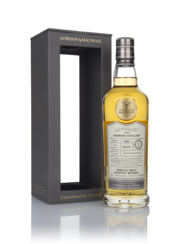 Ardmore 21 Year Old 1997 - Connoisseurs Choice (Gordon & MacPhail) Single Malt Whisky
