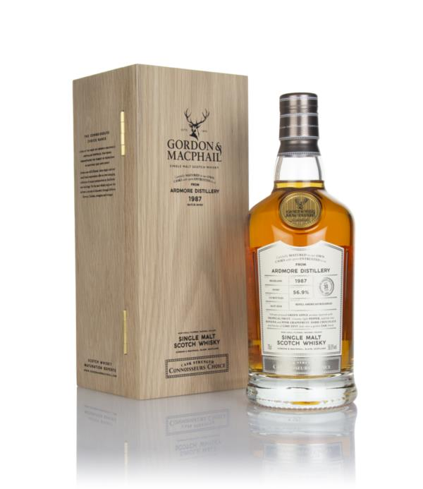 Ardmore 30 Year Old 1987 - Connoisseurs Choice (Gordon & MacPhail) Single Malt Whisky