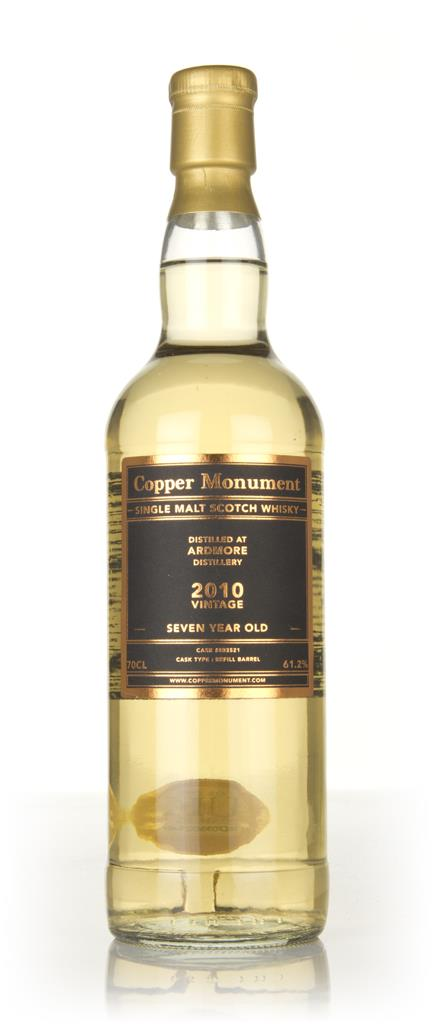 Ardmore 7 Year Old 2010 (cask 803521) - Copper Monument Single Malt Whisky