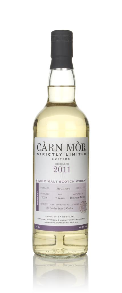 Ardmore 7 Year Old 2011 - Strictly Limited (Carn Mor) Single Malt Whisky