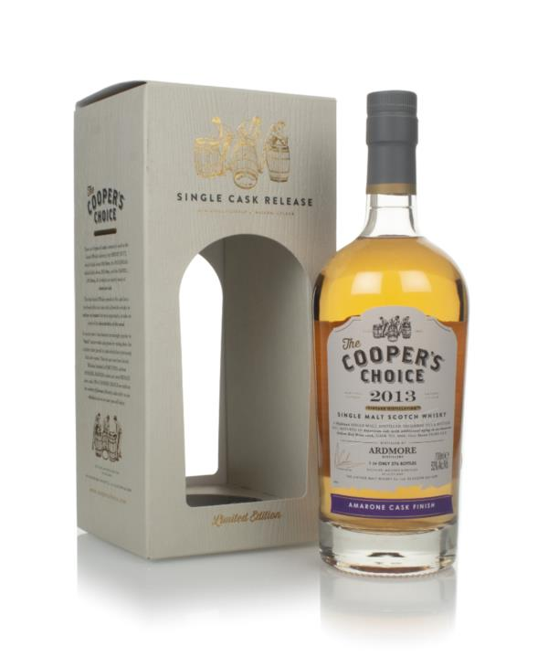 Ardmore 7 Year Old 2013 (cask 9066) - The Cooper's Choice (The Vintage Single Malt Whisky