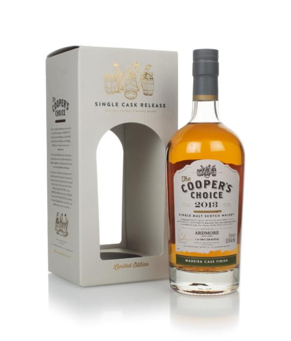 Ardmore 7 Year Old 2013 (cask 9374) - The Cooper's Choice (The Vintage Single Malt Whisky
