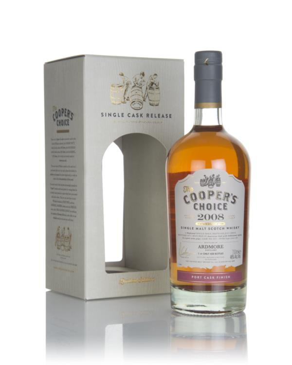 Ardmore 8 Year Old 2008 (cask 823) - The Cooper's Choice (The Vintage Single Malt Whisky