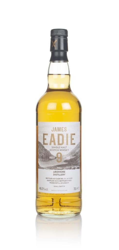 Ardmore 9 Year Old 2010 - Small Batch (James Eadie) Single Malt Whisky