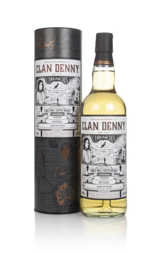 Ardmore 'The Green Lady' 10 Year Old (cask 13308) - Clan Denny Chronic Single Malt Whisky