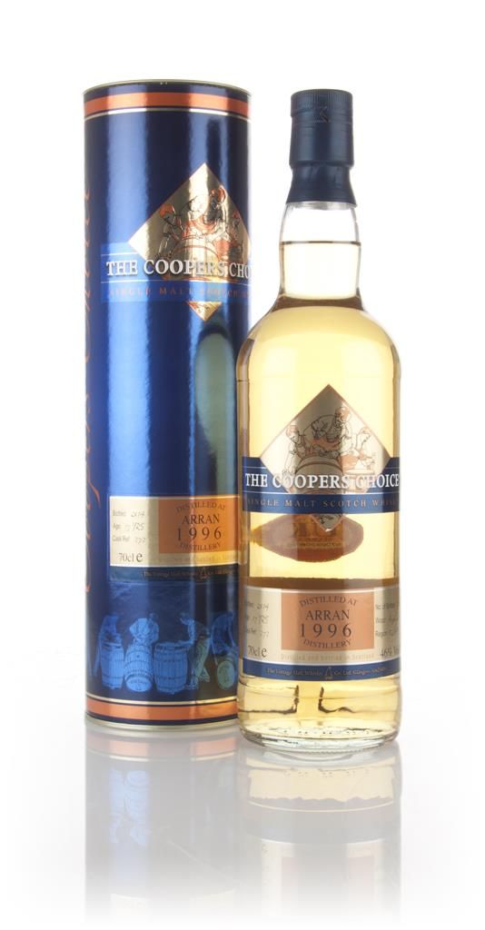 Arran 17 Year Old 1996 (cask 373) - The Coopers Choice (The Vintage Ma Single Malt Whisky