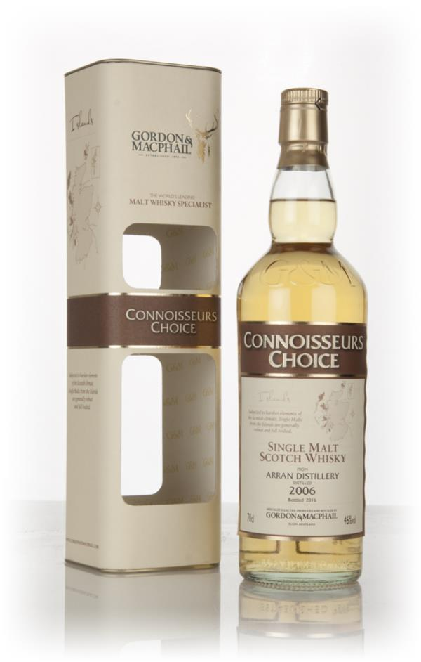 Arran 2006 (bottled 2016) - Connoisseurs Choice (Gordon & MacPhail) Single Malt Whisky