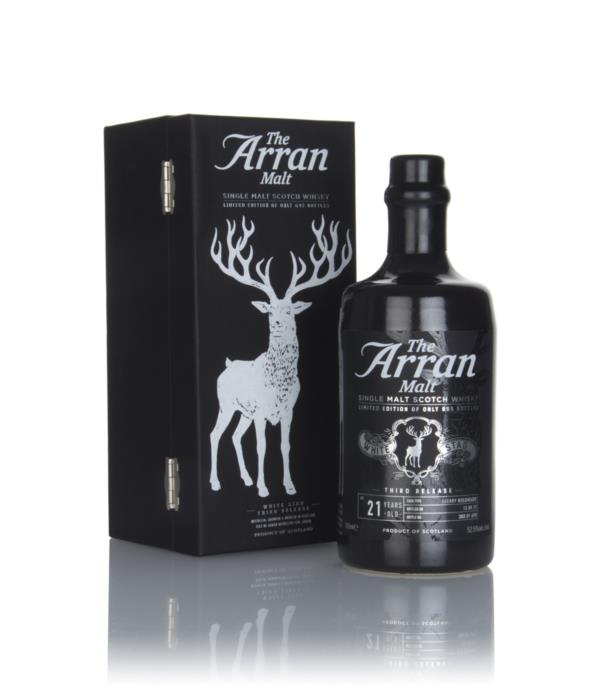 Arran 21 Year Old - White Stag Third Release Single Malt Whisky