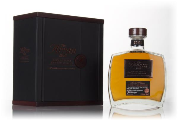 Arran 21st Anniversary 3cl Sample Single Malt Whisky