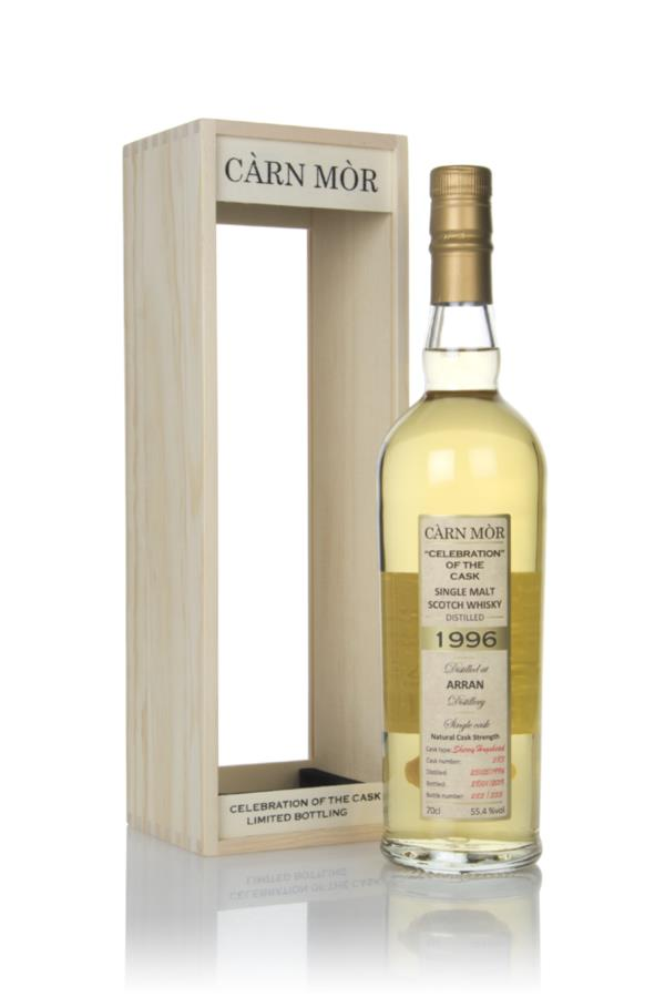 Arran 22 Year Old 1996 (cask 383) - Celebration of the Cask (Carn Mor) Single Malt Whisky