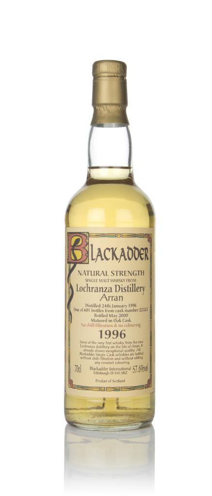 Arran 4 Year Old 1996 - Blackadder Single Malt Whisky