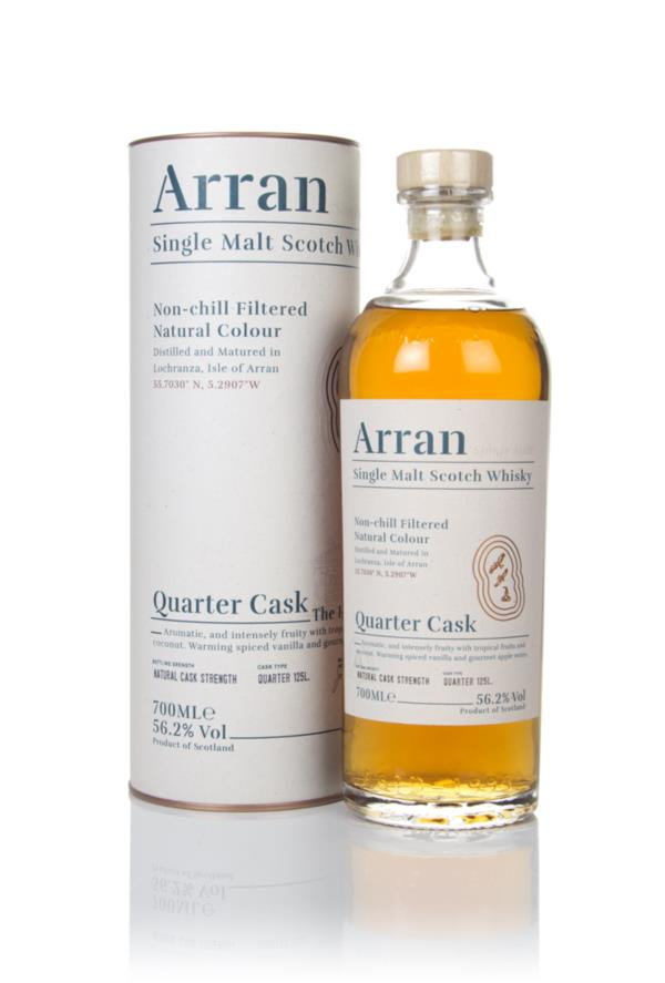 Arran The Bothy Quarter Cask Single Malt Whisky