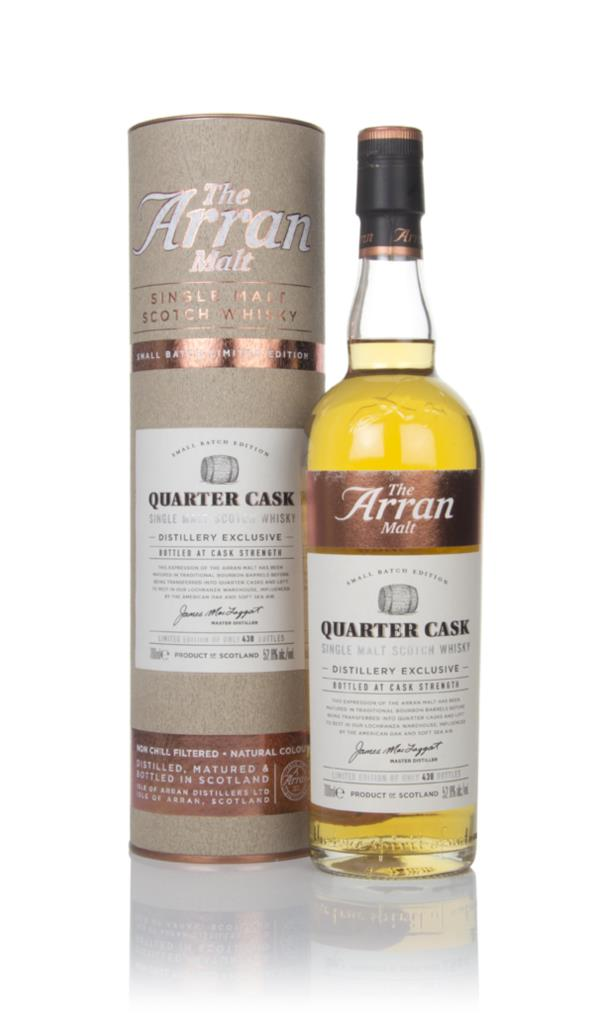 Arran Quarter Cask - Distillery Exclusive Single Malt Whisky